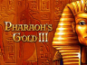 Pharaohs Gold III новая игра на Вулкан