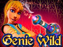 Genie Wild от Microgaming – новый онлайн автомат