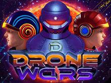 Игровой автомат с выводом денег из Вулкан-казино Drone Wars
