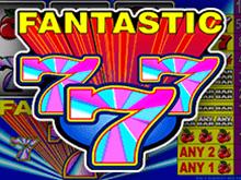 Игровой автомат в Вулкан казино Fantastic Sevens