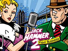Игровой автомат в Вулкан казино Jack Hammer 2