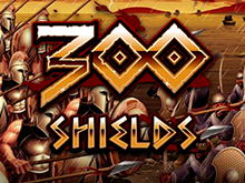 Онлайн-автомат в Вулкан-казино 300 Shields