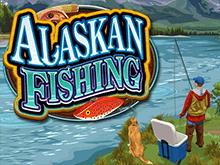Игровой автомат в казино Вулкан Alaskan Fishing