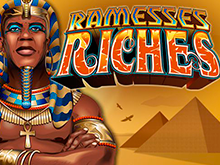 Онлайн-автомат в Вулкан-казино Ramesses Riches