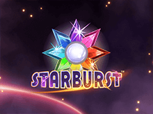 Онлайн автомат в Вулкан казино Starburst