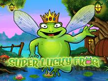Онлайн-автомат в Вулкан-казино Super Lucky Frog