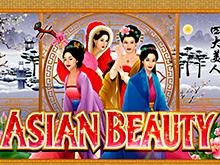 Игровой автомат в казино Вулкан Азиатская Красота