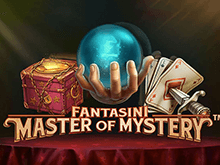 Призовые цепочки выпадений вместе с гаминатором Fantasini: Master Of Mystery
