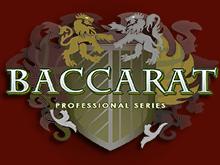 Реалистичная азартная игра онлайн Baccarat Pro Series Table Game