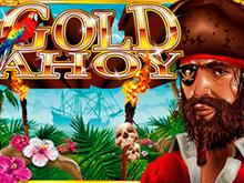 Отличный выбор тематического игрового автомата - Gold Ahoy