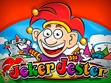 Играть в качественный слот с множеством бонус-функций Joker Jester