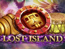 Слот-аппарат Lost Island в зеркале Вулкан
