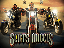 Зеркало казино Вулкан для поклонников онлайн гаминатора Slots Angels