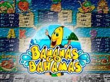Слот Бананы Едут На Багамы в мобильной версии казино