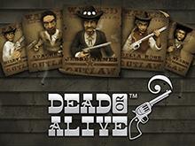 Мобильная версия Dead Or Alive на официальном сайте казино
